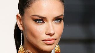 Promi-News des Tages: Adriana Lima nach einem Jahr wieder Single