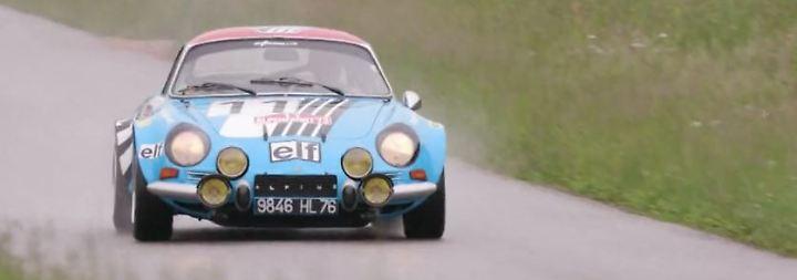 Sportliches Comeback: Renault Alpine - Französische Flunder mit Tradition