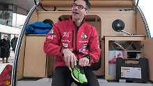 Extremsportler Kai Markus Xiong