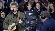 Gastrolle für den Popstar: Ed Sheeran spielt das Spiel der Throne