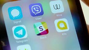 n-tv Ratgeber: Wie gut sind WhatsApp-Alternativen?
