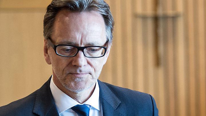 """Holger Münch sprach vor dem Untersuchungsausschuss zum Fall Amri von """"Schwachstellen"""" der Behörden."""