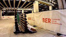Dauerbaustelle BER