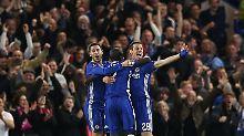 Nun Halbfinale gegen die Spurs: Chelsea wirft ManUnited aus FA Cup