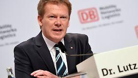 Neuer Bahn-Chef: Finanzvorstand Lutz soll auf Grube folgen