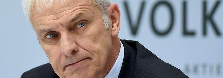 Vorstandschef Müller kam auf über 7 Millionen Euro Gehalt.