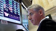 Ackman kapituliert: Hedgefonds-Guru versenkt Milliarden