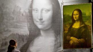 Frage & Antwort, Nr. 475: Lächelt Mona Lisa oder nicht?