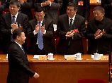 Haushalt und Wirtschaftswachstum: China setzt auf Stabilität und neue Schulden