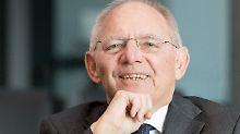 Schwarze Null bis 2021: Kabinett billigt Schäubles Finanzplan