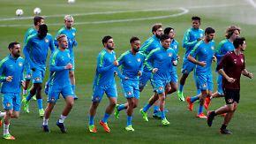 Rückspiel in der Champions League: Bayer Leverkusen hofft auf ein Fußballwunder