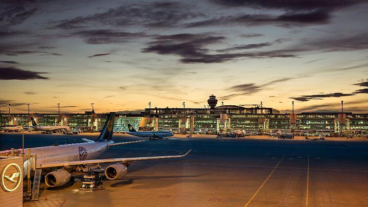 Im Reisenden-Ranking auf Rang 1: Terminal 2 in München.