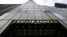 Geschäfte mit Russland: Moskau sollte Trump Tower bekommen
