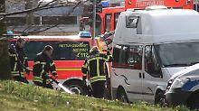 Gewaltverbrechen in Kiel: Mann tötet seine Frau vor Schule