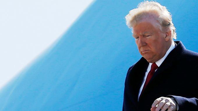 Die Erhaltung und Schaffung von Jobs ist Donald Trumps wichtigstes Ziel.