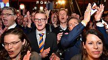 """Reaktionen zu Ruttes Wahlsieg: Presse feiert """"Harry Potter"""" der Niederlande"""