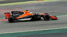 Unzufrieden mit dem Honda-Motor: McLaren plant offenbar Mercedes-Rückkehr