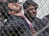 EU-Vereinbarung mit der Türkei: NGOs: Immenses Leid durch Flüchtlingspakt