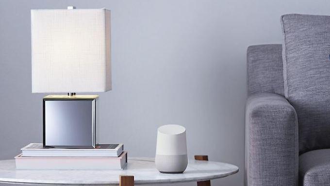 Googles Home weiß mehr als Alexa.