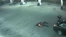 Kaum zu glauben, aber wahr: Gekidnappte Frau springt aus dem Kofferraum