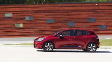 Optisch macht der Renault Clio IV auch heute noch was her.