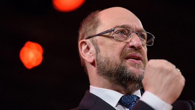 Martin Schulz erteilt der Forderung nach einem Ende der Sanktionen gegen Hartz-IV-Empfänger eine Absage.