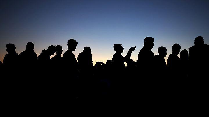 Flüchtlinge in Griechenland: Das EU-Türkei-Abkommen sieht vor, dass Neuankömmlinge wieder in die Türkei zurückkehren.