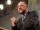 Populismus-Vorwurf gegen Martin Schulz.