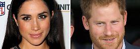 Markles Oma verplappert sich: Ist Prinz Harry schon verlobt?