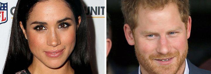 Promi-News des Tages: Gibt Meghan Markle für Harry ihre Karriere auf?