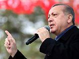 """""""Du benutzt Nazi-Methoden"""": Erdogan greift Merkel wieder persönlich an"""