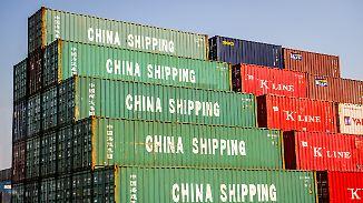 Welt-Handelsindex im März: Wachstum steht auf wackligen Füßen