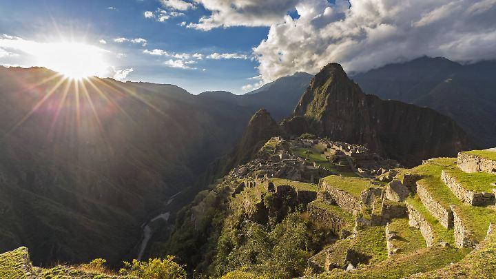 Südamerika-Reisende sollte nicht zu schnell zu viel Höhenmeter machen.