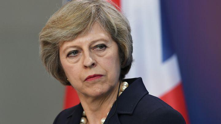 Die Verhandlungen nach dem offiziellen Austrittsantrag dürften sich etwa eineinhalb Jahre lang hinziehen.