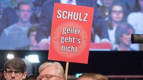 Populismusvorwürfe und Klinkenputzen: CDU kämpft gegen Schulz-Effekt