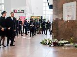 Jahrestag der Anschläge: Brüssel hupt im Gedenken an die Terroropfer