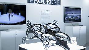 Schöner als Fliegen: Cebit präsentiert Drohnen für alle Fälle