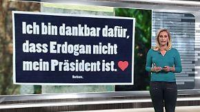 n-tv Netzreporterin: Erdogans Politik spaltet die Netzgemeinde