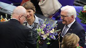 Klare Worte des neuen Bundespräsidenten: Steinmeier appelliert an Erdogan