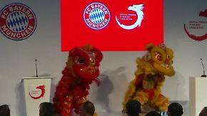 Neues aus der Welt des Sports: Bayern und Wolfsburg zieht es nach China