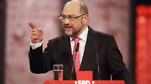 Vetternwirtschaft in Brüssel?: Martin Schulz bekommt Rüge