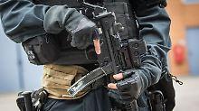Haftbefehl aus Karlsruhe: SEK nimmt IS-Verdächtigen in Sachsen fest