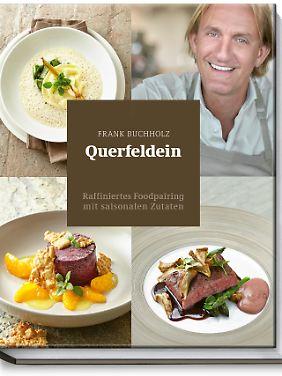 Die Aromen-Küche von Frank Buchholz dürfte alle Hobbyköche begeistern.