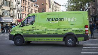 Einkauf um die Ecke bald passé: So gefährlich ist Amazon für Supermärkte