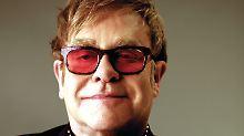 Vom Laufburschen zum Millionär: Elton John, everybody's Darling