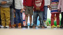 Flüchtlinge und Geburtenanstieg: Schwesig will 100.000 Kita-Plätze schaffen