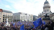 """Die neue EU-Euphorie: """"Europa ist kein Todgeweihter"""""""