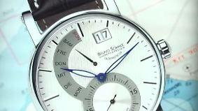 Aggressive Preispolitik: Deutsche Luxusuhren-Hersteller können sich behaupten