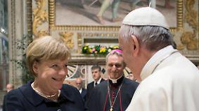 EU feiert 60. Geburtstag in Rom: Papst beschwört Geist der europäischen Solidarität