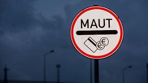 Bundestag beschließt Maut: Händler fürchten Einbußen in Grenzregionen